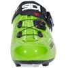 Sidi Cape Shoes Men Green Fluo